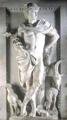 Божества древней греции