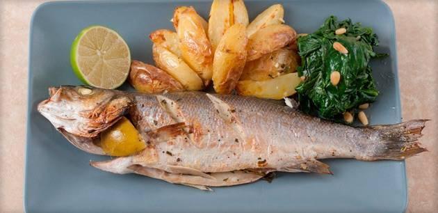 Как приготовить рыбу сибас вкусно в духовке