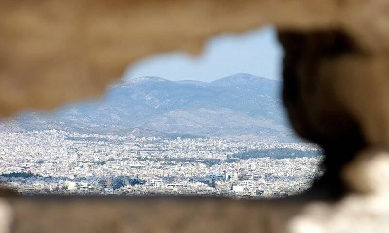 Портик кариатид храма эрехтейон