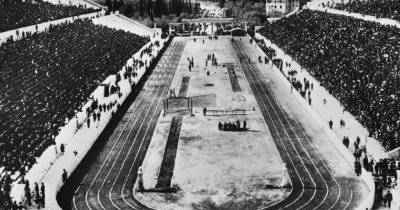 Олимпийские игры 776 г до н э