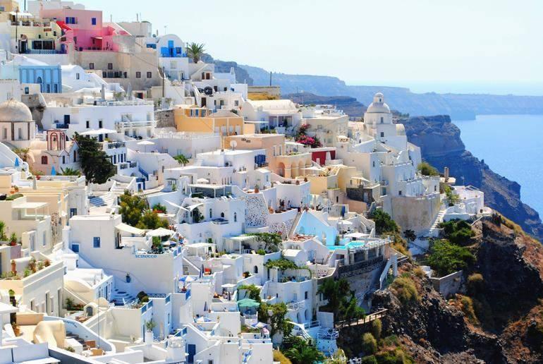 Сделать визу в грецию самостоятельно