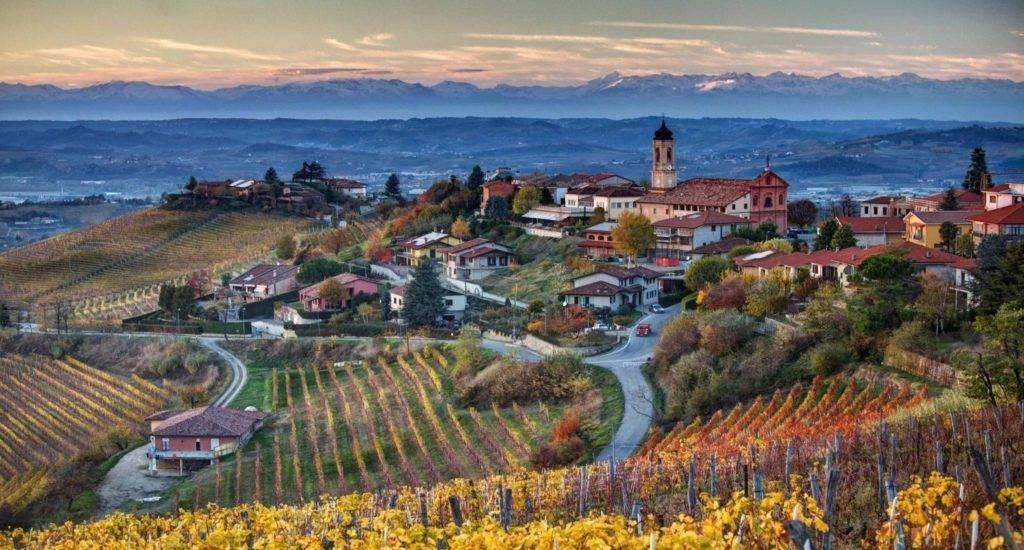 Виноделие италии регионы