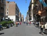 Главная улица рима