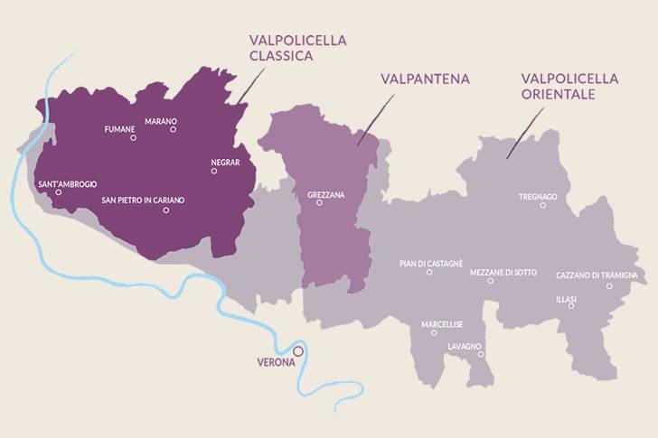 Вино рипассо вальполичелла