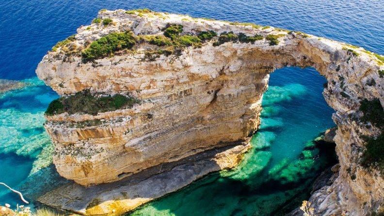 Отдых в корфу греция все включено