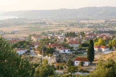 Каландра греция