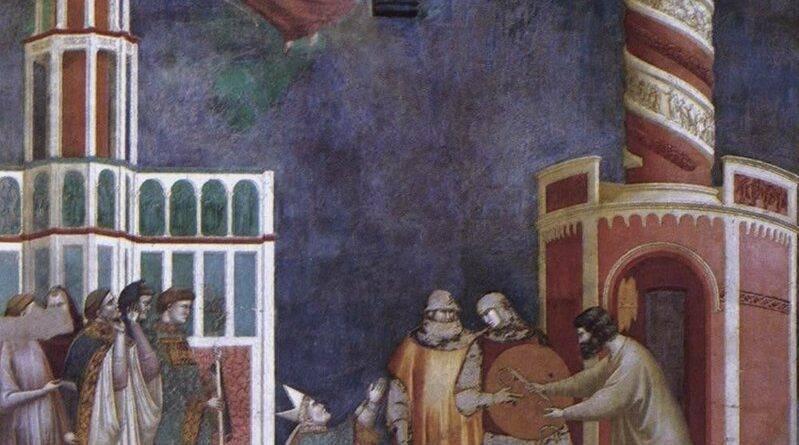Церковь сан франческо в ассизи